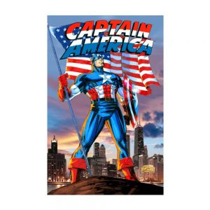 Captain America Poster - AAA Printing